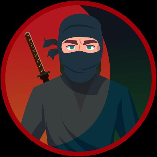 Ninja - solo* Effects Personas